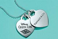 Tiffany & Co. 2-Heart Necklace