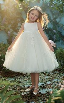 Royal Blossoms | Alfred Angelo Flower Girl Dresses | Disney's ...