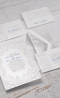 Cinderella Vintage Fairy Tale Invitations