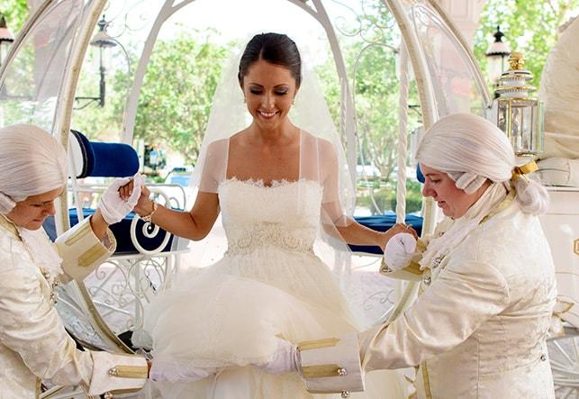 Florida Weddings Disney Cruise Wedding Mickey Minnie