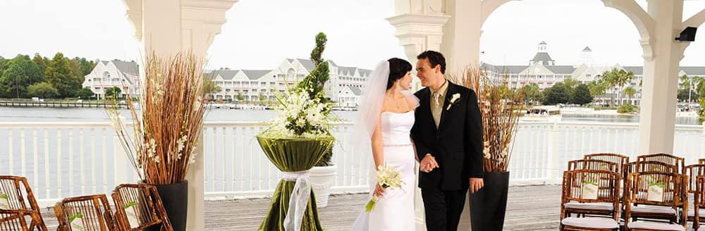 Disney Wedding in Orlando Florida