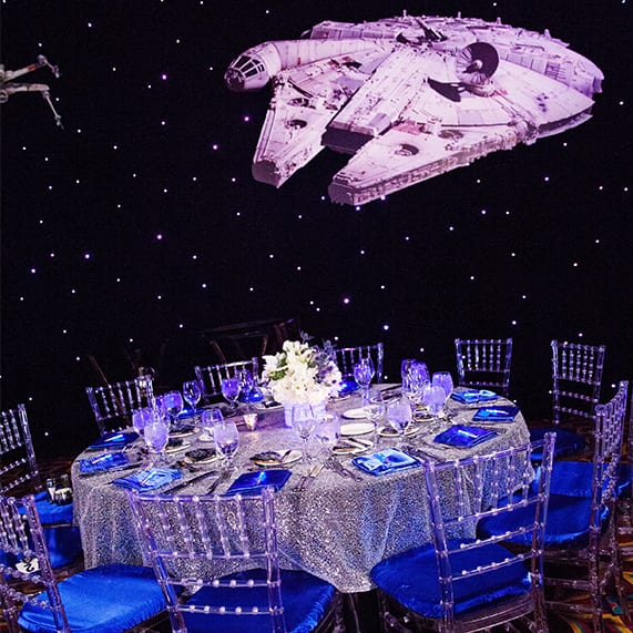 May The 4th Be With You Wedding: Disney Weddings: May The 4th Be With You