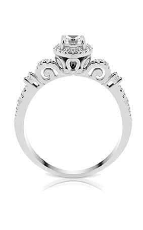 from engagement rings to dazzling ball gowns weve got your back when it comes to living like royalty on your big day and ever after - Princess Wedding Rings