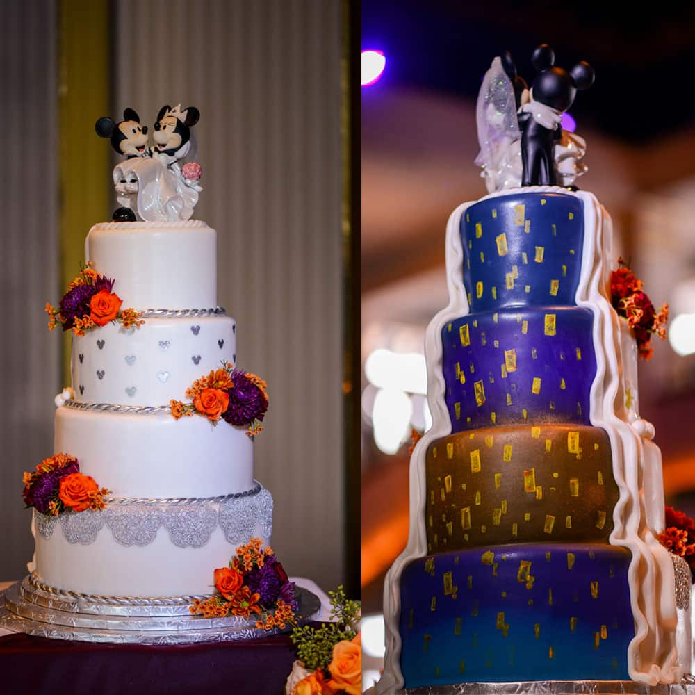 Gorgeous Disney-Themed Wedding Cakes For That Happily Ever After ...