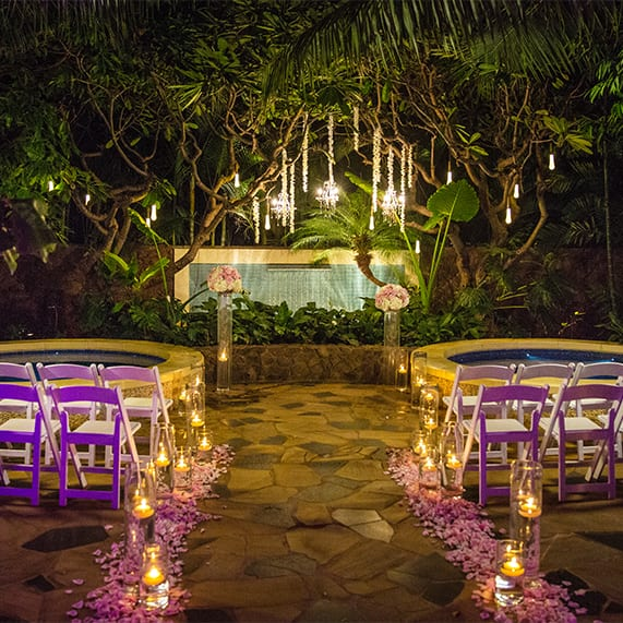 Aulani Weddings: Disney Aulani Wedding Spotlight: Heidi & Mostafa
