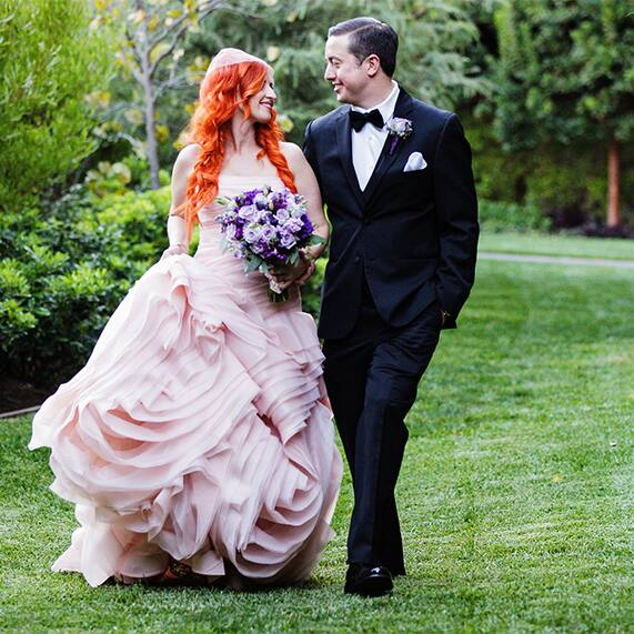 Disneyland Wedding Spotlight: Jen & Justin