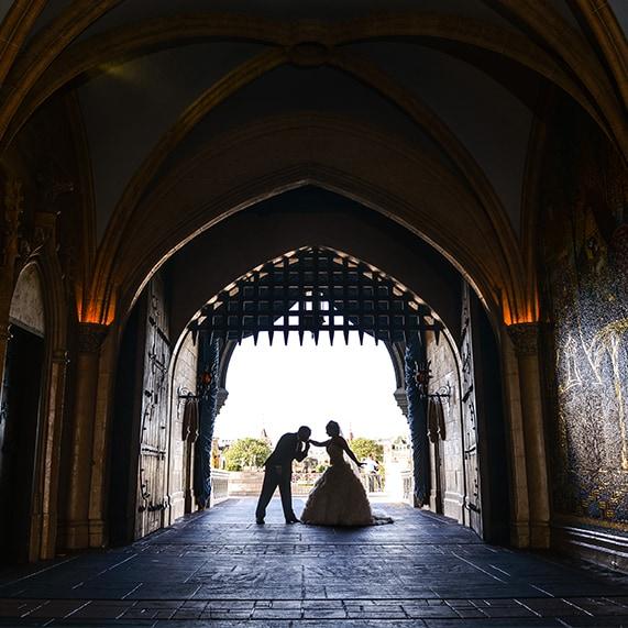 Walt Disney World Wedding Spotlight: Alisha & Mac
