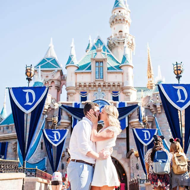 Proposals For Proposals: Romantic Locations At Disneyland