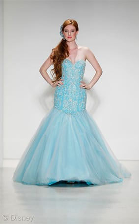 2015 Disney\'s Fairy Tale Weddings by Alfred Angelo Wedding Dress ...
