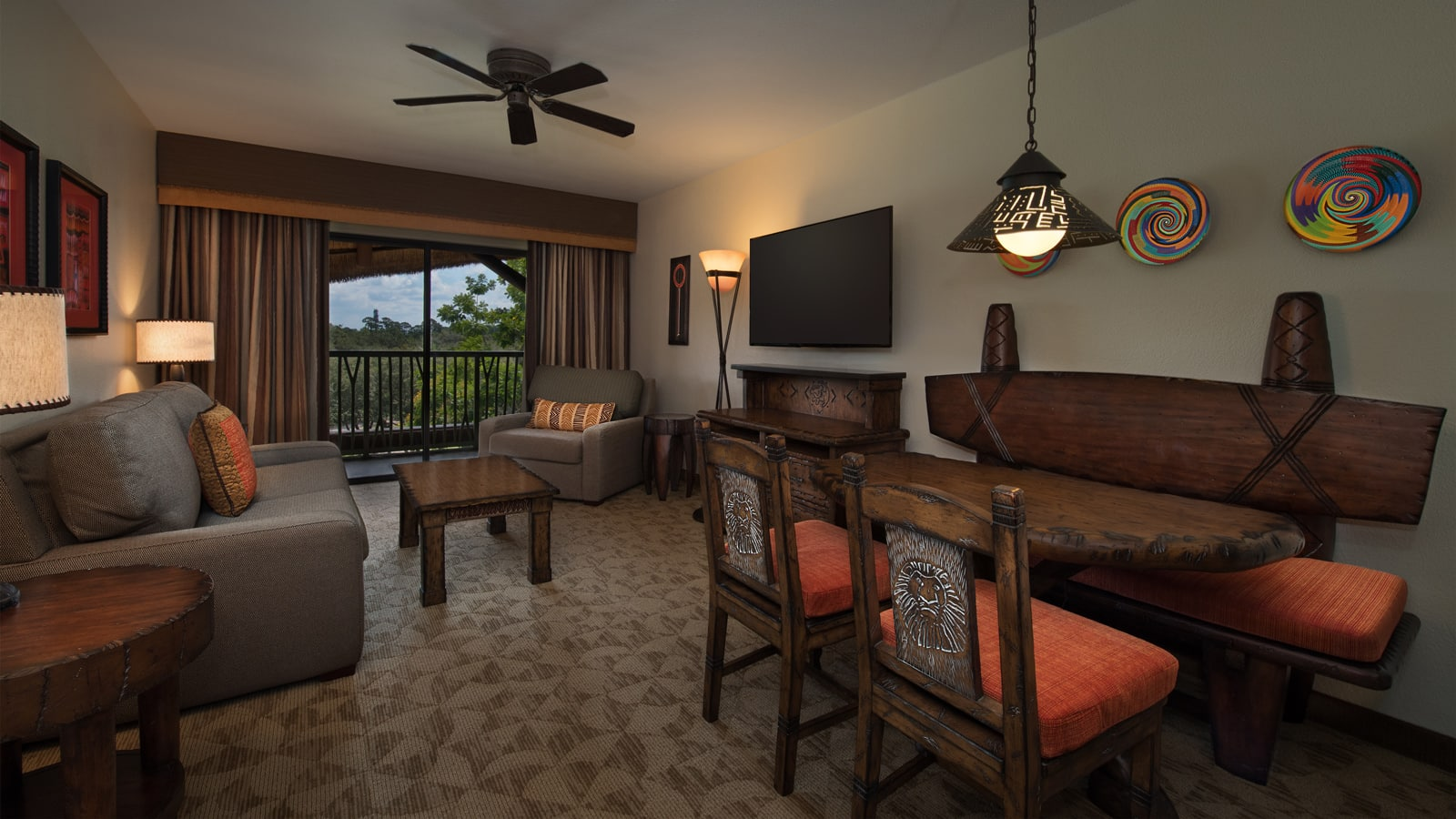 Rooms Points Disney 39 S Animal Kingdom Villas Jambo House Disney Vacation Club