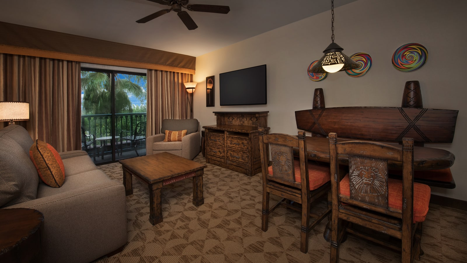 Kidani Village 2 Bedroom Villa Floor Plan Rooms Amp Points Disney S Animal Kingdom Villas Jambo