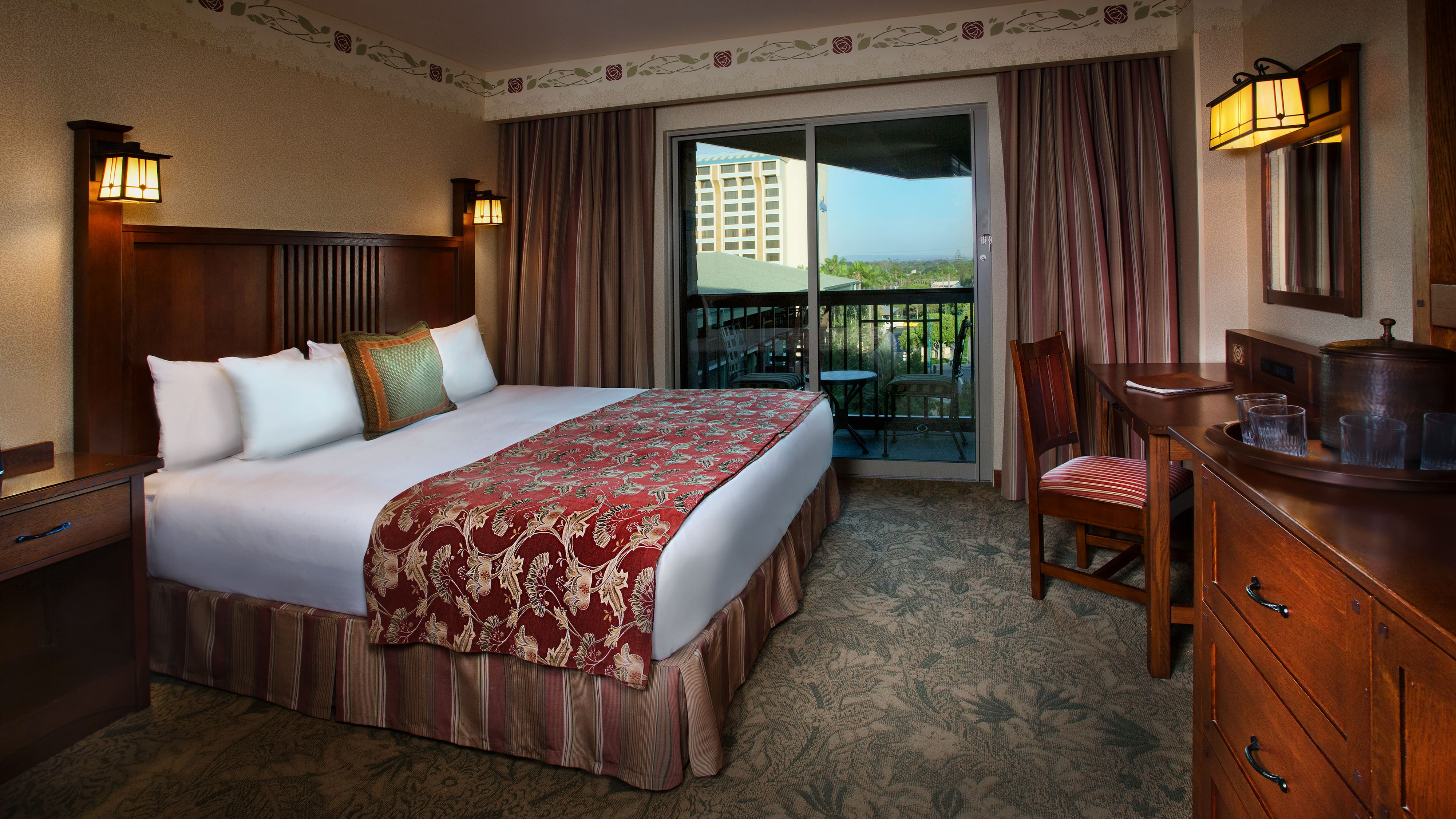 Rooms points the villas at disney 39 s grand californian - Disney grand californian 2 bedroom suite ...