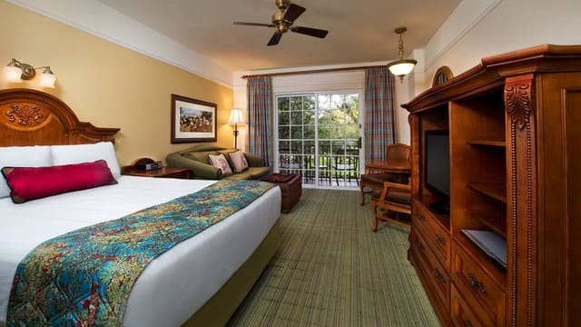 Rooms Amp Points Disney S Saratoga Springs Resort Amp Spa Disney Vacation Club
