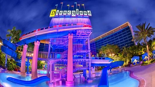 Disneyland Hotel Disney Vacation Club