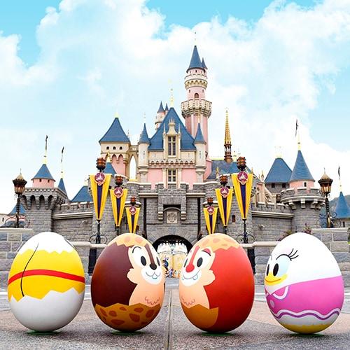 Disney Springtime Egg-stravaganza