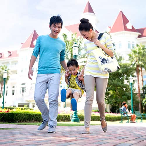 Disney Getaway Package Starting from HK$799
