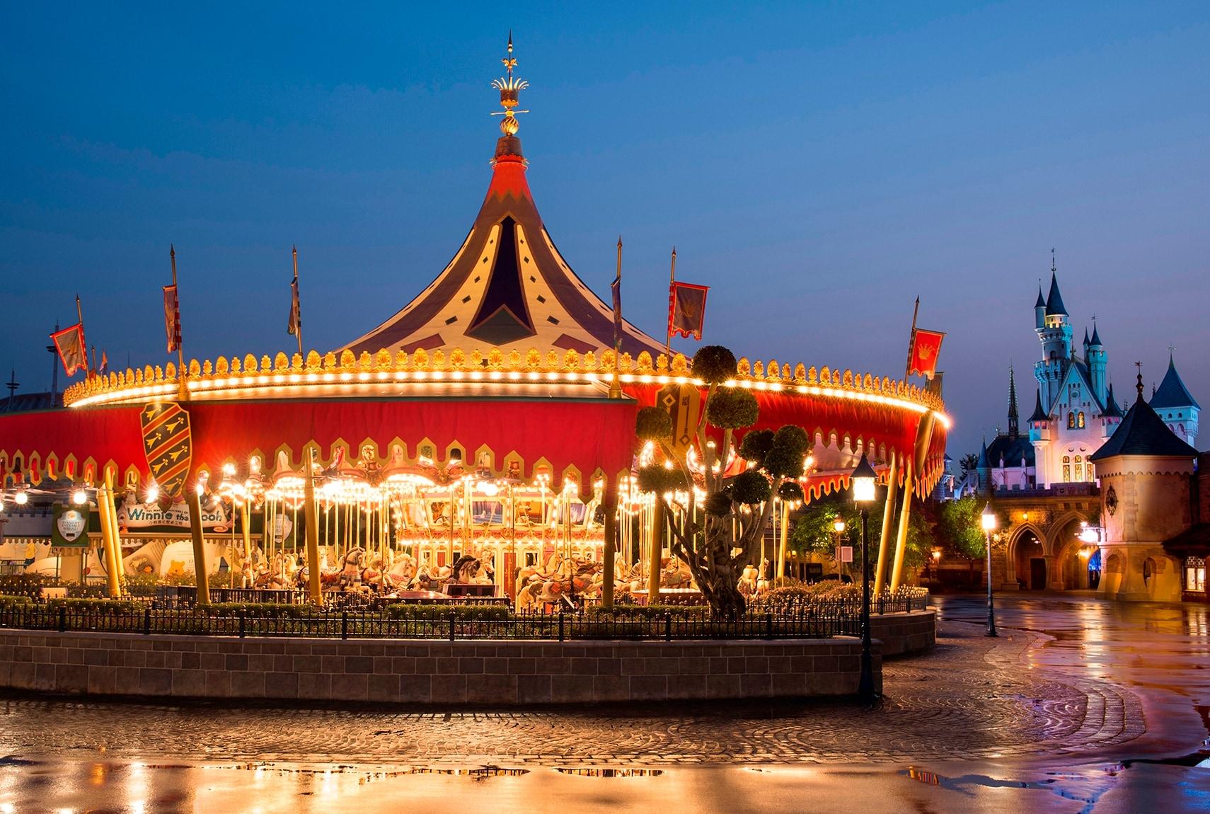 Disneyland Tour Video