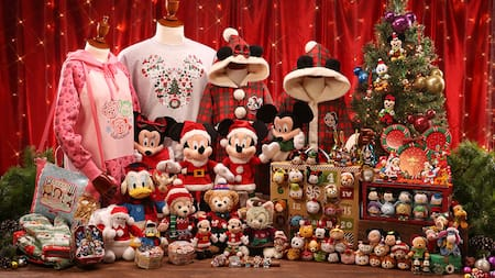 at hong kong disneyland we have something special to fulfill every wish list for toys and gifts this christmas