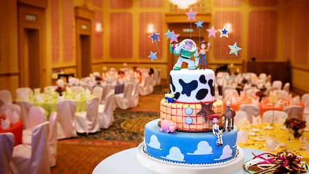 Marking The First Milestone Of Your Little One In Disney Style