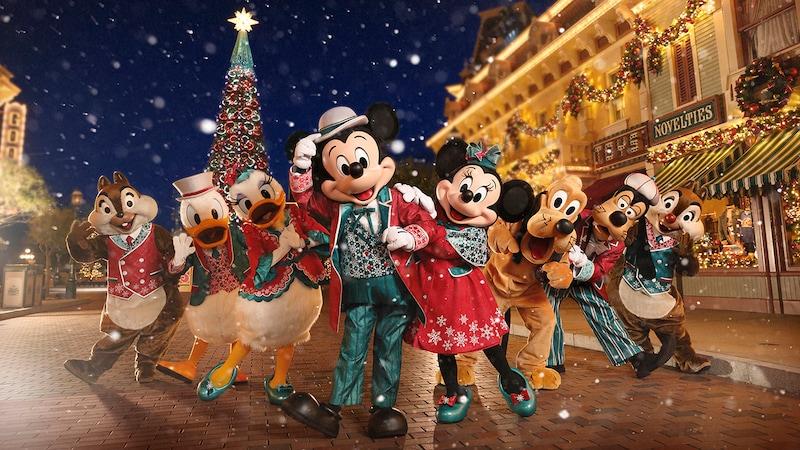 A Disney Christmas Treasure Your Traditions Hong Kong Disneyland