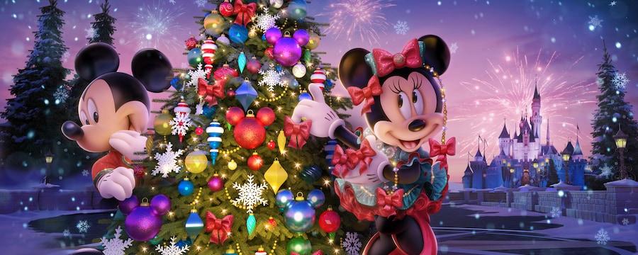 Christmas Celebration Hong Kong Disneyland