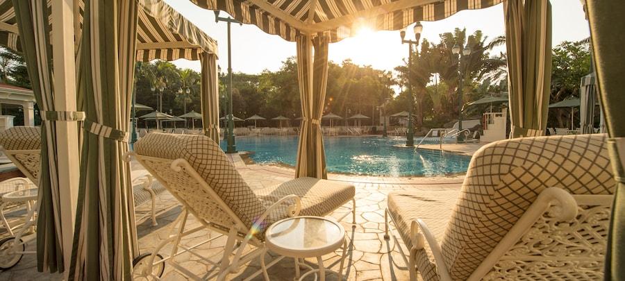 Resort Hotels Benefit